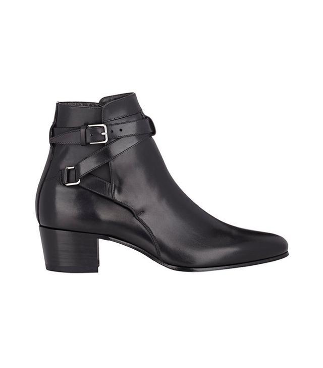 Saint Laurent Blake Ankle Boots