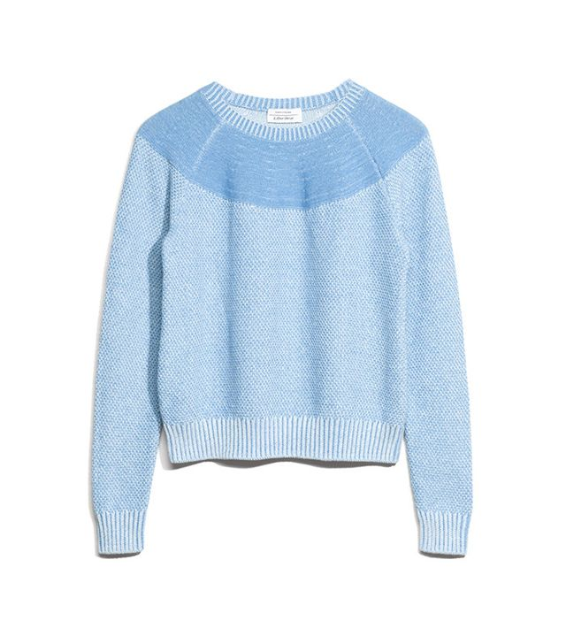 & Other Stories Cotton Rib Knit