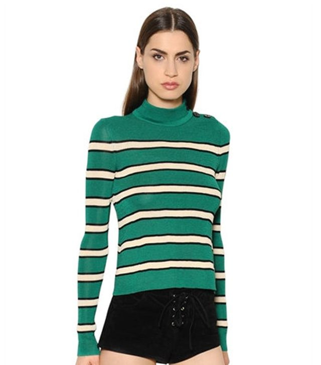 Isabel Marant Etoile Striped Knit Jumper