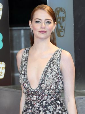 Emma Stone and Michelle Williams Lead the Best Dressed at the 2017 BAFTAs