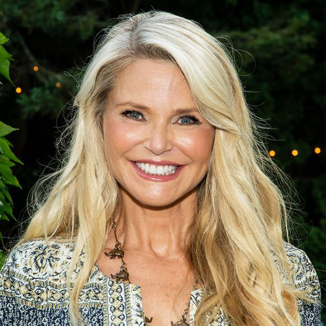 The One Thing Christie Brinkley Drinks Every Morning to Kickstart Her Metabolism