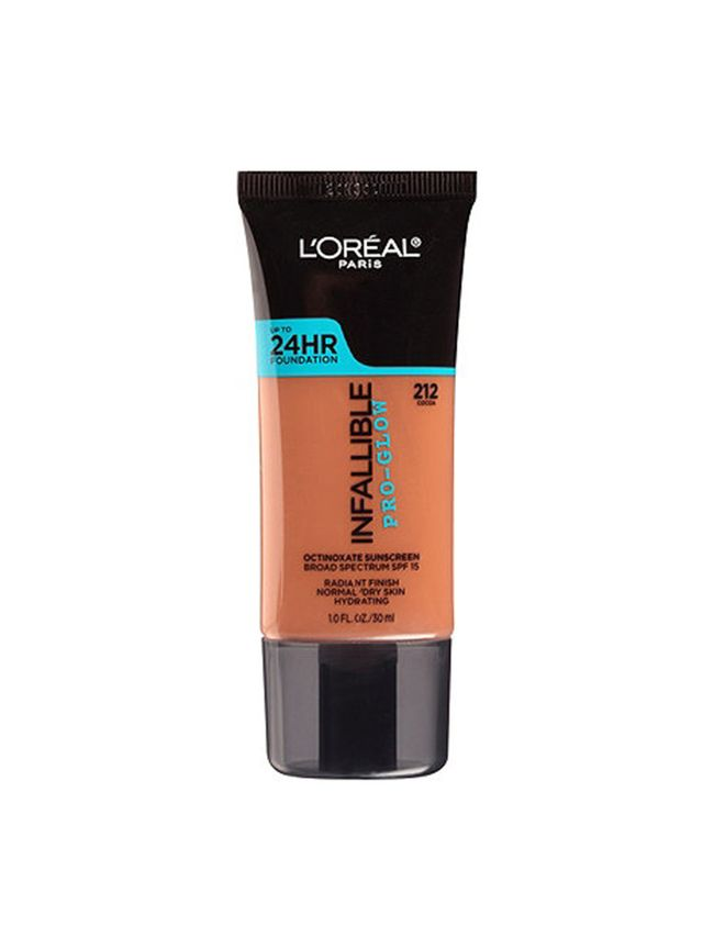 L'Oréal Paris Infallible Pro-Glow 24-Hour Foundation