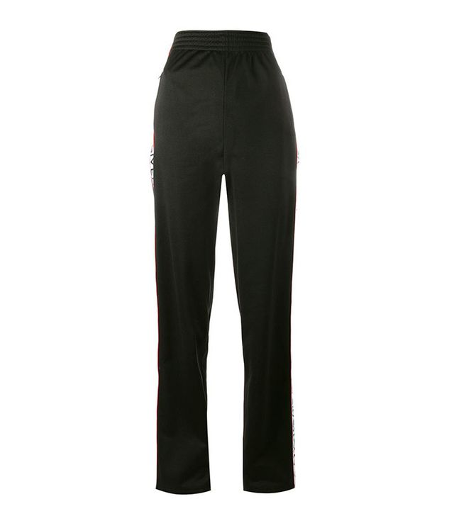 Givenchy Logo-Stripe Trousers