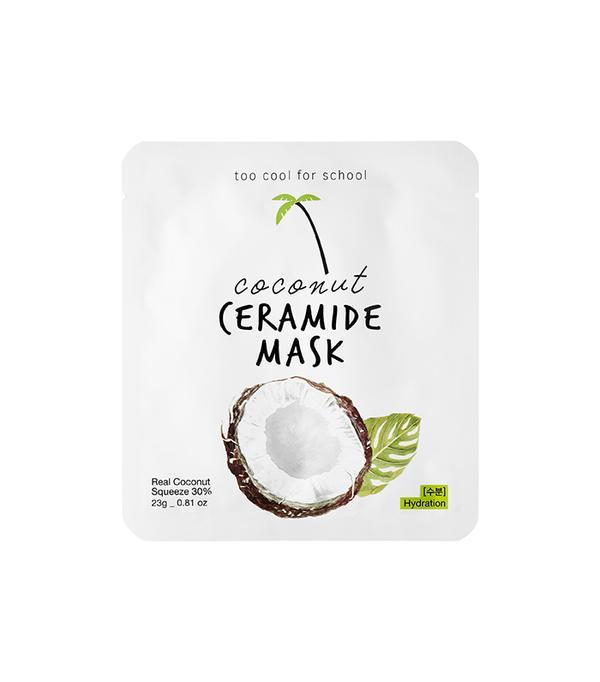 Coconut Ceramide Mask 1 single-use mask