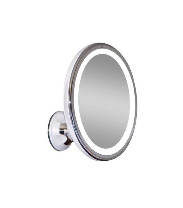 best lighted makeup mirrors. The 6 Best Lighted Makeup Mirrors for Flawless Foundation   Byrdie