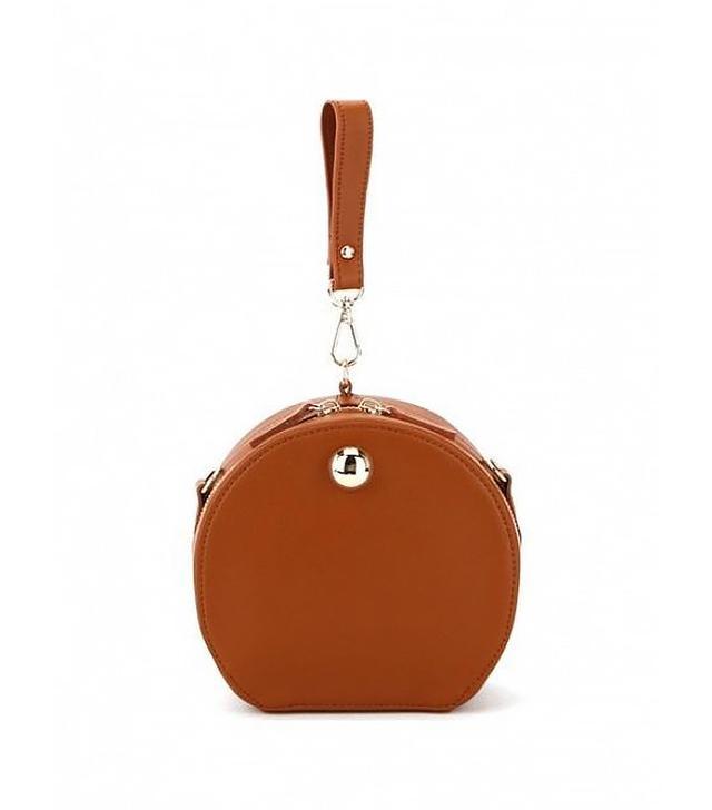camel colored bag