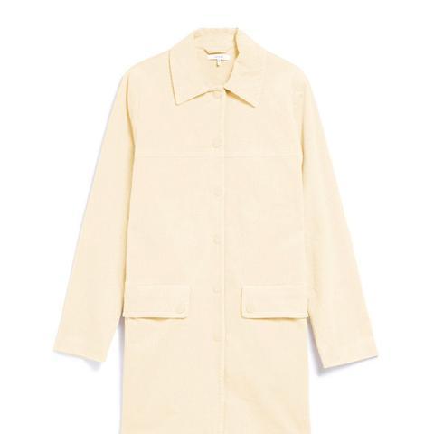 Belmont Corduroy Coat