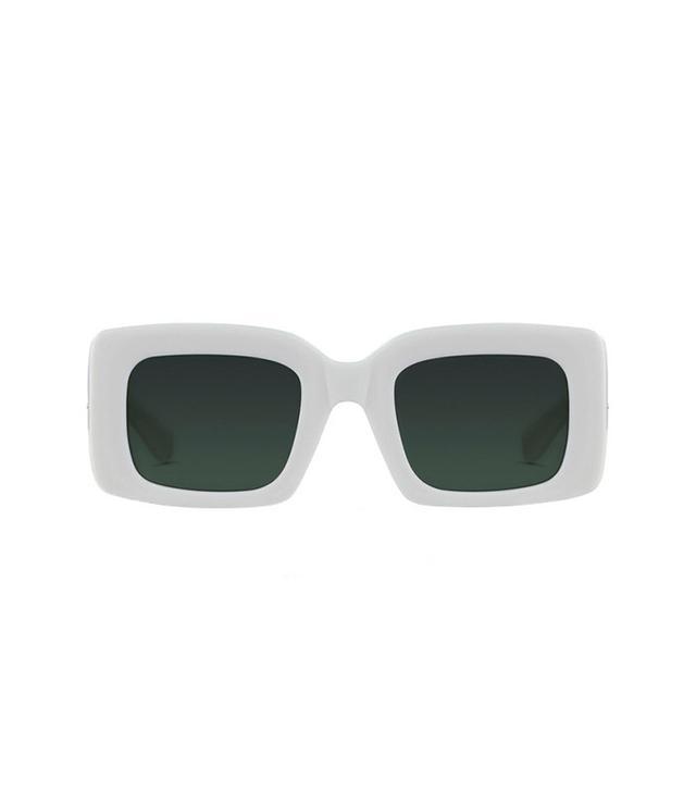 Raen Flatscreen Sqaure Sunglasses