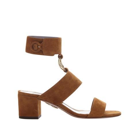 Safari Suede Sandals