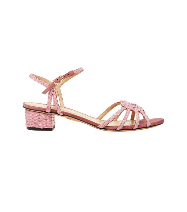 Charlotte Olympia It's Knot You It's Me Sandal