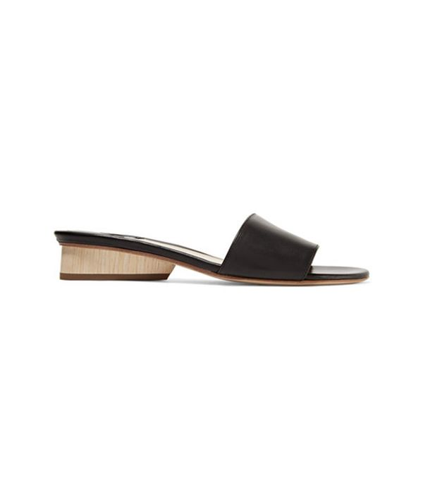 Paul Andrew Lina Leather Slides