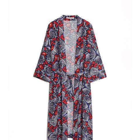 Shinjuku Long Kimono Coat