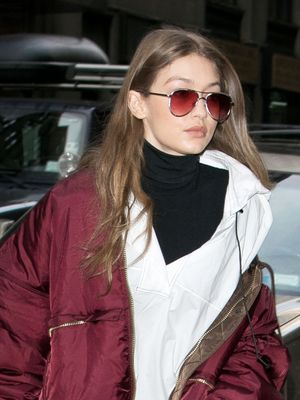 Gigi Hadid Stepped Out in the Sydney Label Every Fashion Girl Loves