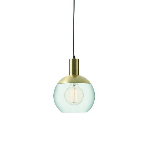 Brass Finish Pendant Light