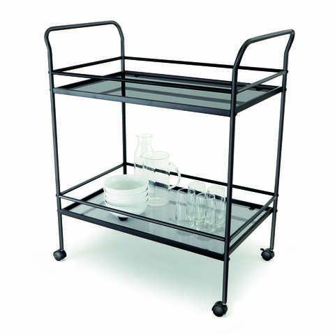 Kmart Drinks Trolley