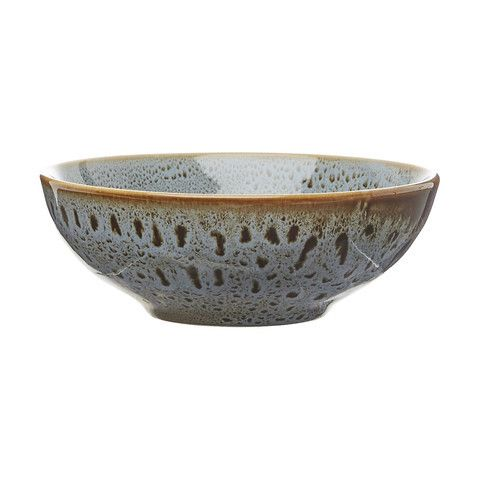 Glazed Small Bowl - Dark Grey