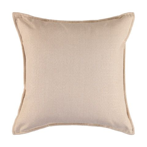 Kmart Kira Cushion - Sand