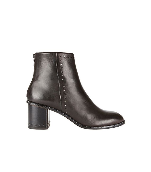 Rag&Bone Willow Studded Leather Booties