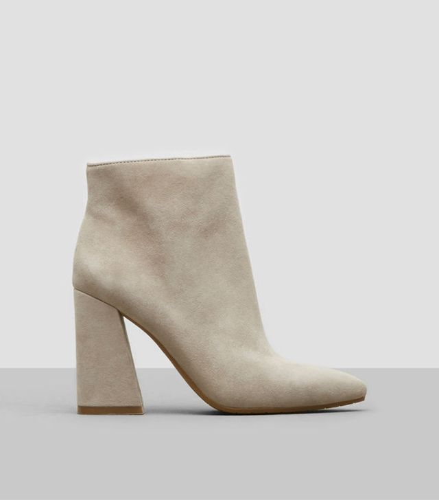 Kenneth Cole Gladis Suede Ankle Boot