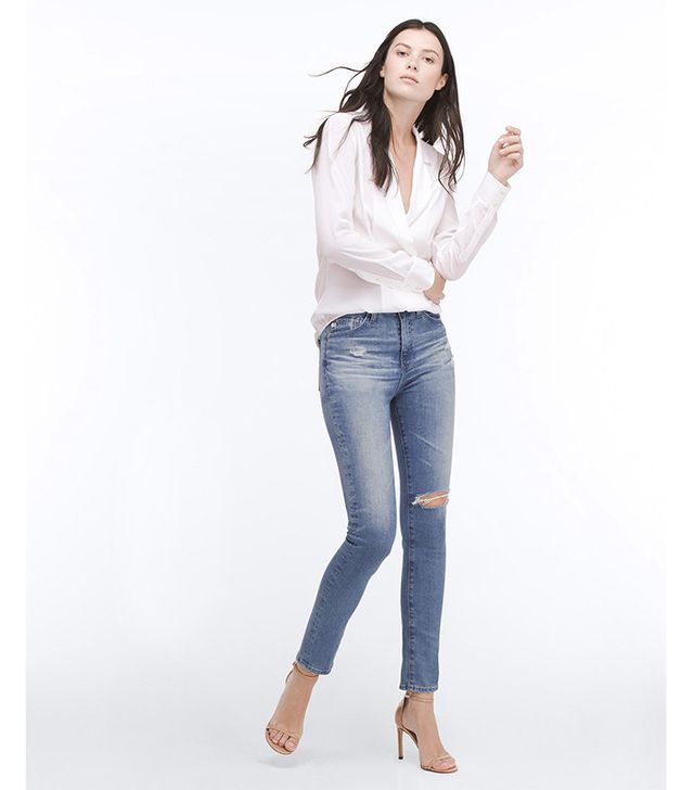 AG The Sofia Skinny Jeans