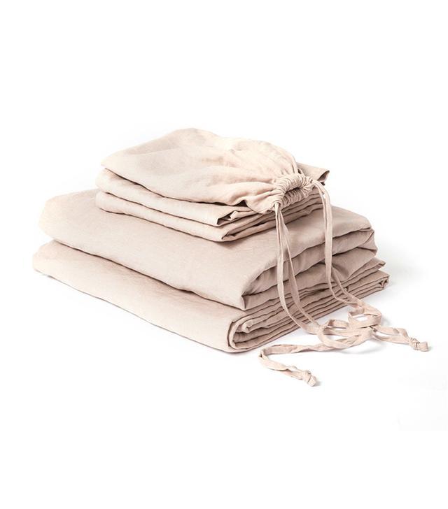 cultiver-linen-sheet-set