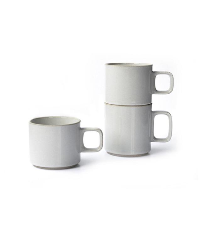 Hasami Gloss Grey Japanese Porcelain Mug