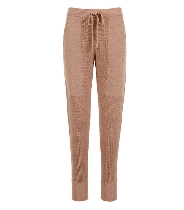 Thakoon Waffle Knit Merino Jogging Pants