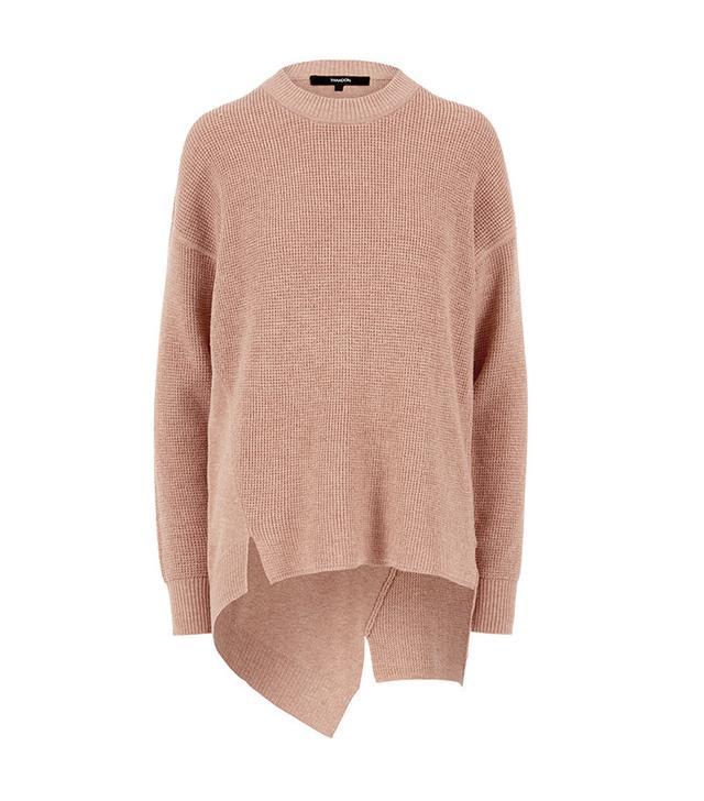 Thakoon Waffle Knit Merino Sweater