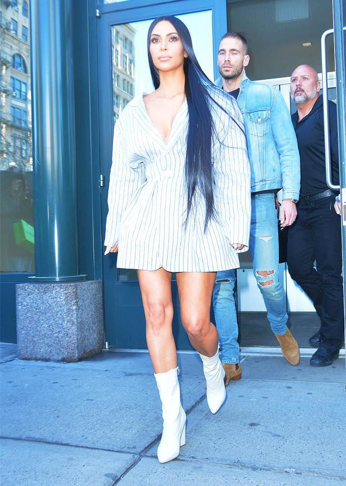 Kim Kardashian Jacquemus