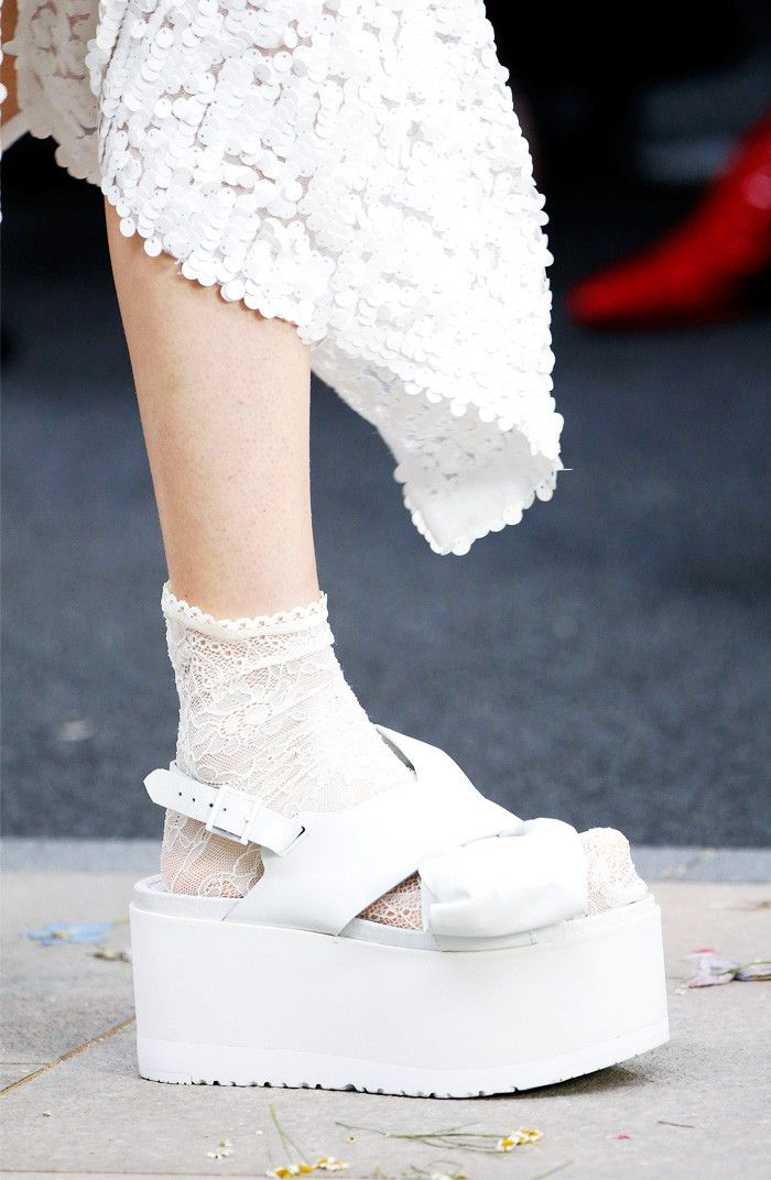 Ugg and Preen shoes