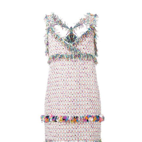 Tweed Short Dress