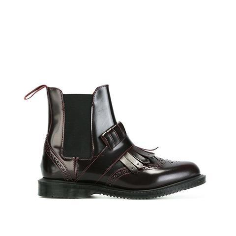 'Tina Cherry' Boots