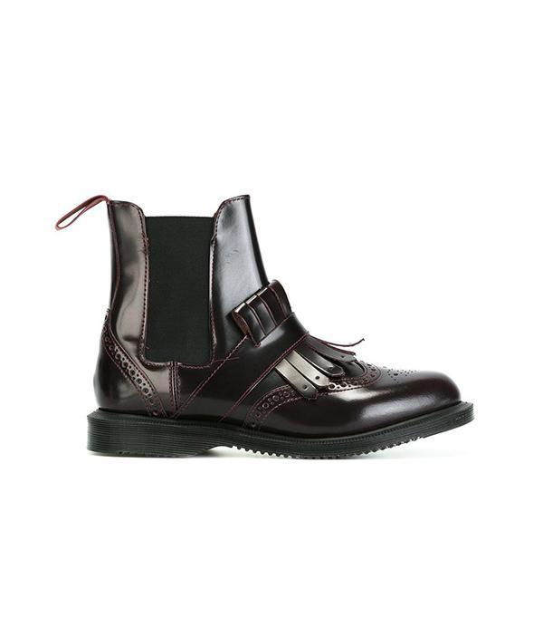 Dr. Martens 'Tina Cherry' Boots