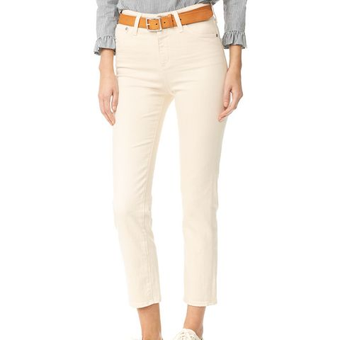 The Phoebe High-Waist Jeans