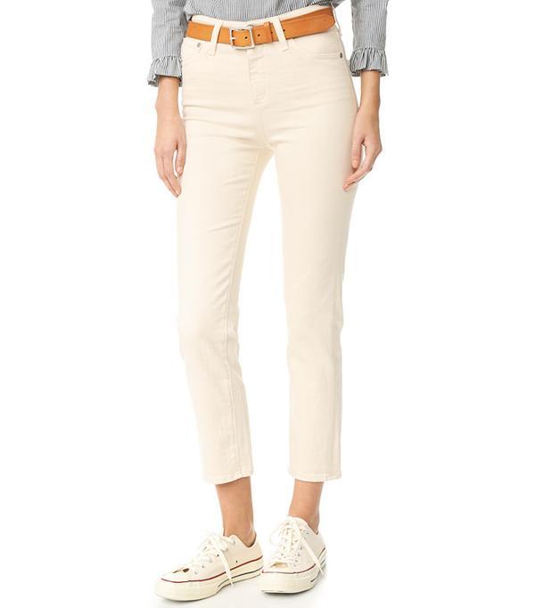 AG The Phoebe High-Waist Jeans
