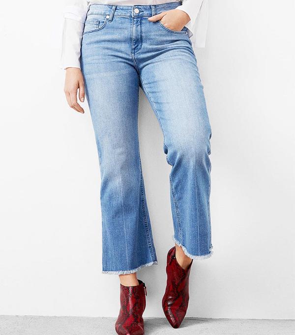 Violeta Flare Crop Jandri Jeans