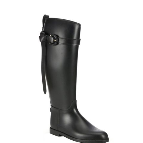 Tall Rubber Rainboots