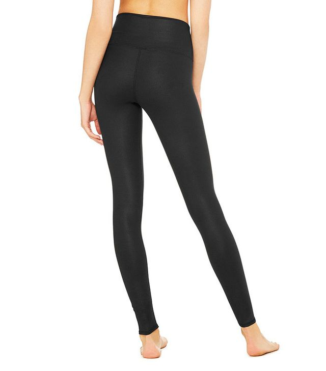 Alo High-Waist Tech Lift Airbrush Leggings