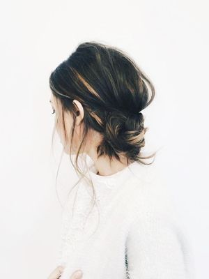 "It's Official: ""Banana Buns"" Are the Hairstyle French Girls Can't Stop Pinning"