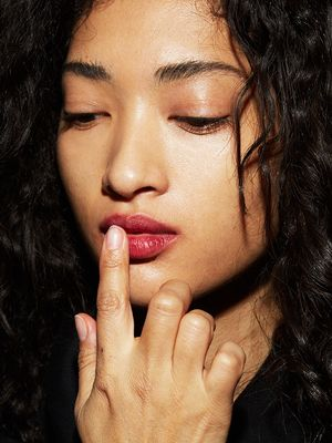 The $7 Lipstick We Saw Everywhere Backstage at NYFW