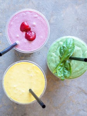 These Smoothie Recipes are the Secret to Your Healthiest (and Easiest) Breakfast