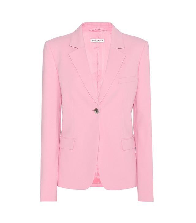 Altuzarra Hetty Crepe Jacket