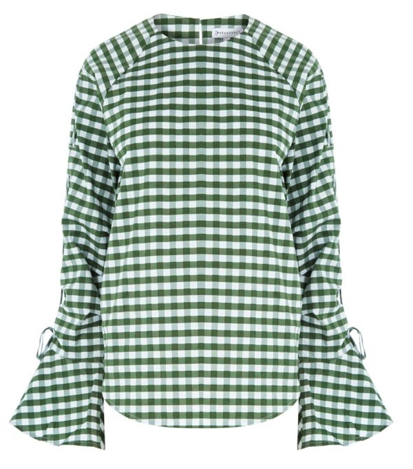 Best gingham pieces: