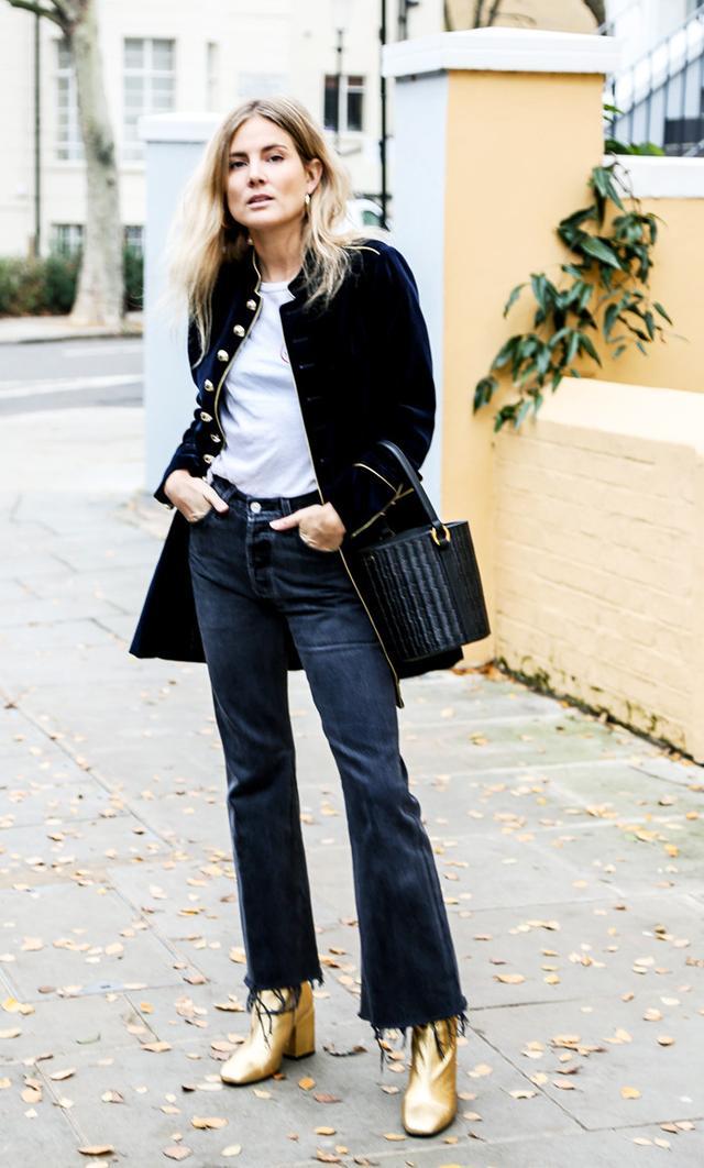 London style: