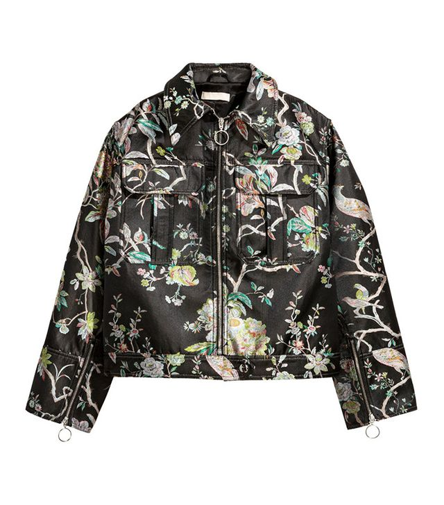 H&M Wide-Cut Jacket