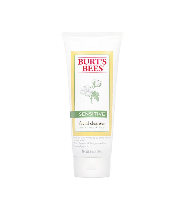 burts-bees-sensitive-facial-cleanser