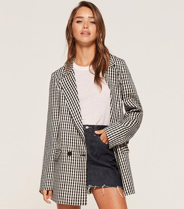 Reformation Valero Jacket