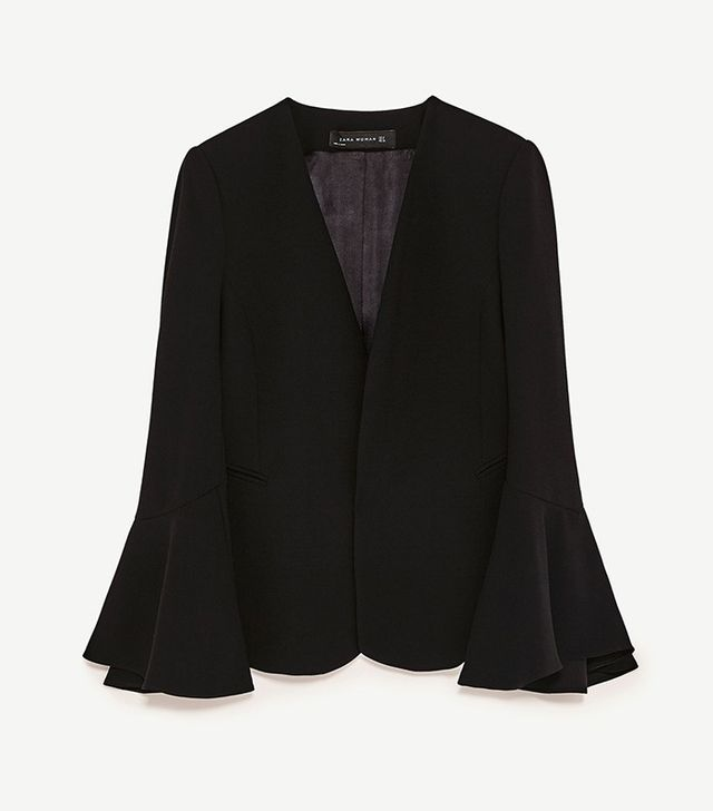 Zara Bell Sleeve Jacket