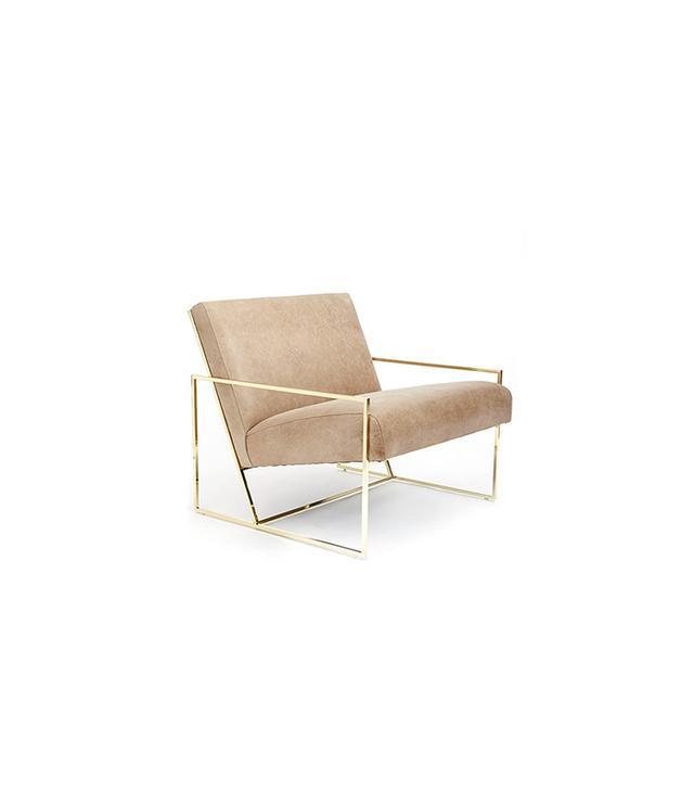 Lawson-Fenning Thin Frame Lounge Chair