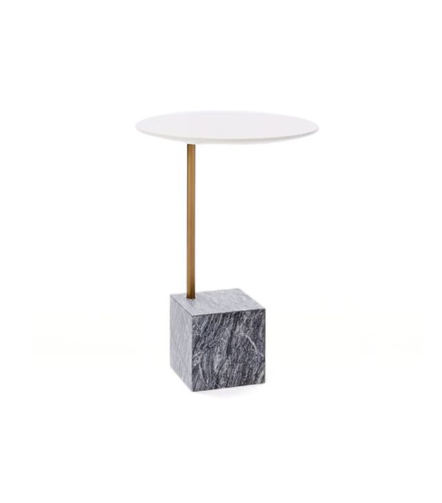 West Elm Cube Side Table